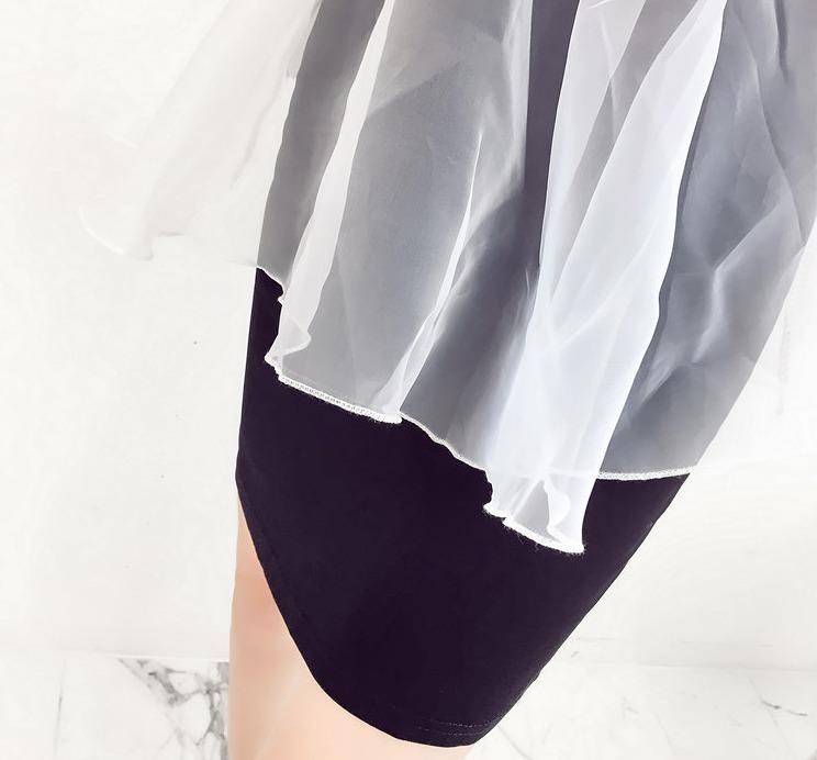 上下セット♪スリム/カジュアル/無地◇ブラック