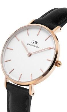 Daniel Wellington Classic Petite Sheffield - DW00100174 Jam Tangan Wanita