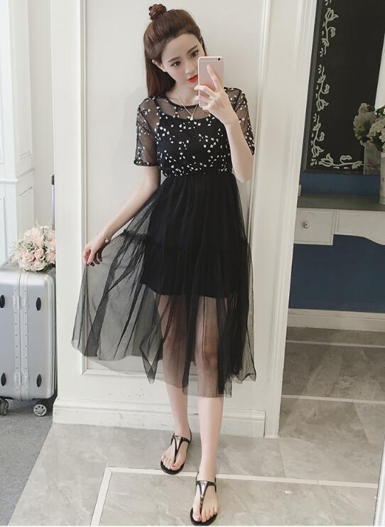 [55555SHOP]ミニドレス レディース 女性 女の子 ウェディングドレスパーティードレス ショート