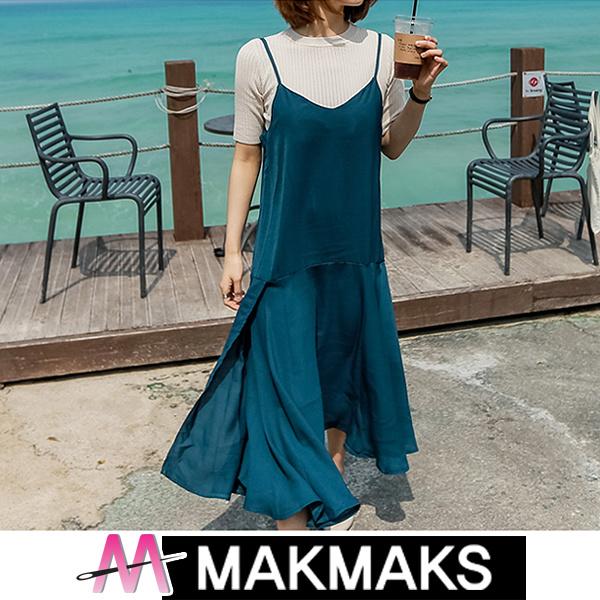 【人気NO.1のショッピングMAKMAKS】高級素材の女性のファッションワンピース!/ミニワンピース/捺染ワンピース/ノースリーブワンピース/カジュアルワンピース/ビーチウェア