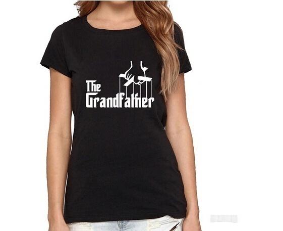 ゴッドファーザーのインスパイアされたTシャツおじいちゃんのためのおじいちゃんおばあちゃんのお誕生日おめでとう