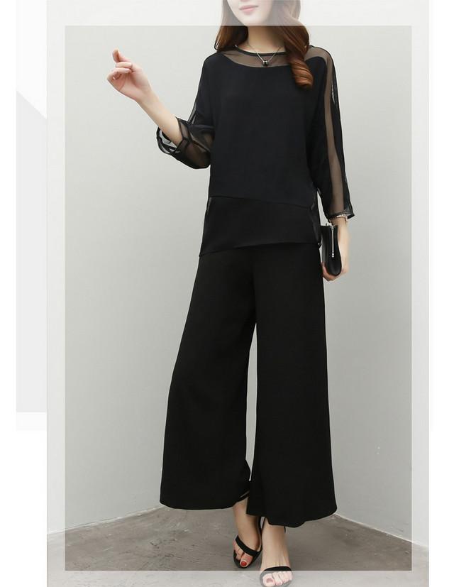 韓国風スカート/高品質 スエードタッチワンピース/2点セット/コサージュ/つりスカート/Tシャツ/セクシーなワンピース/レーススカート/礼装ドレス/ハイウエストスカート