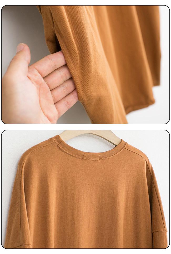 ★送料無料★ワードプリント 裁ち切りデザイン カットソーワンピース レディース 韓国ファッション ワンピース Tシャツ バッグ リュック パーカー