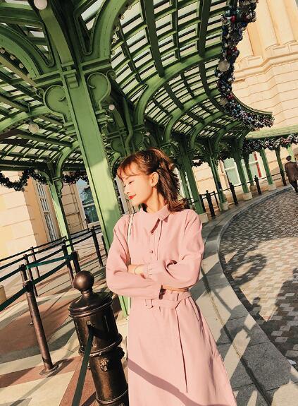 ♥韓国 ファッション ロングワンピース セット