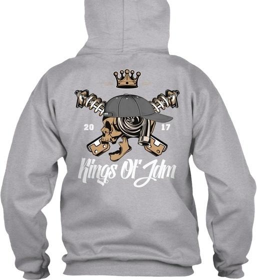 Kings Of Jdm  -  Tdm 2017kings Gildanパーカースウェットシャツ