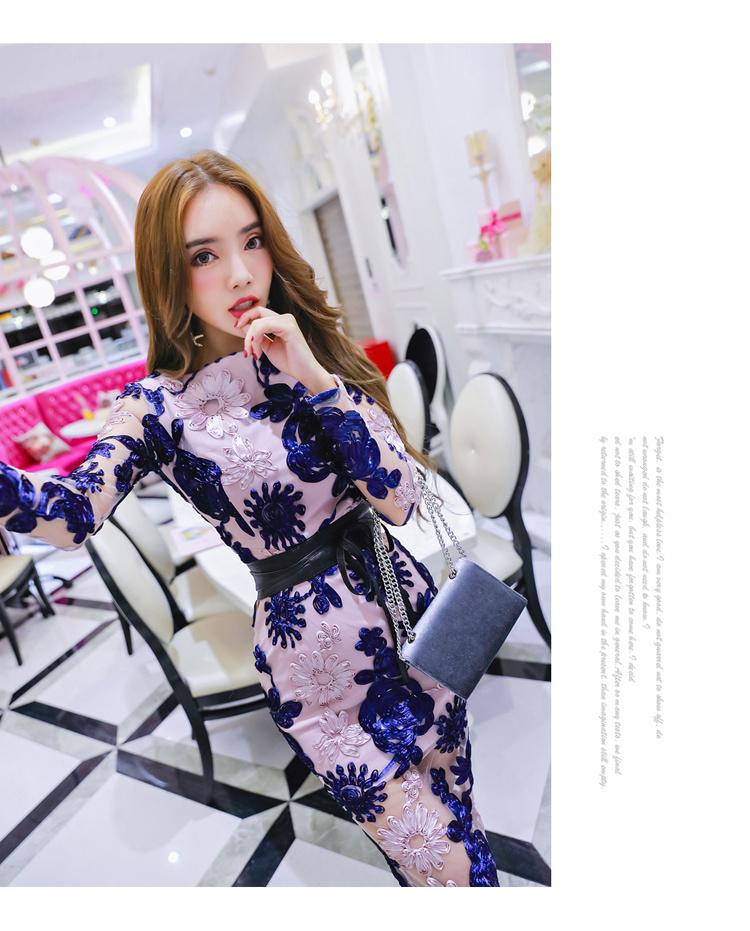 [55555SHOP]韓国風スカート/高品質 スエードタッチワンピース/セクシーなワンピース 上品ワンピース 韓国秋冬ファッションワンピース 結婚式ワンピース ドレス パーティーワンピース ドレス レ