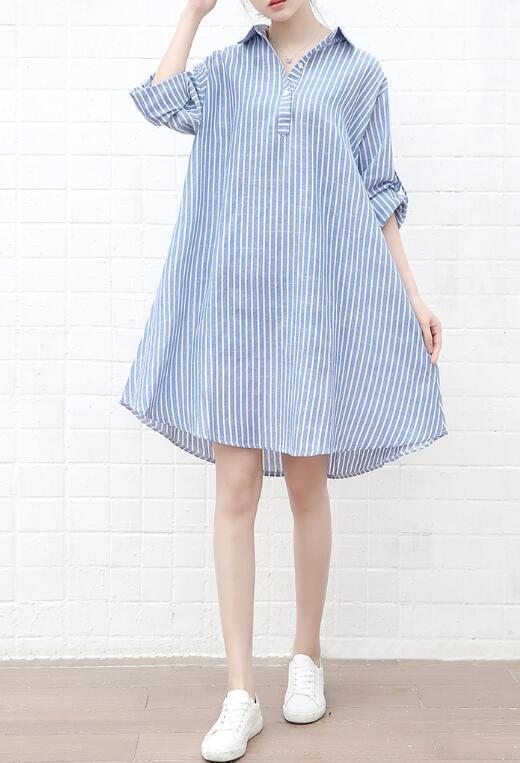 [55555SHOP]大人カワイイ♪タータンチェックのシャツワンピース/チュニックとしても。レディースファッション