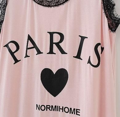 レディース レース ワンピース ノースリーブ タンクトップ ボトムス 人気 春物 夏物 女性 大人 カジュアル キュート 可愛い フェミニン おしゃれ ファッション ブラック ピンク ホワイト フリー
