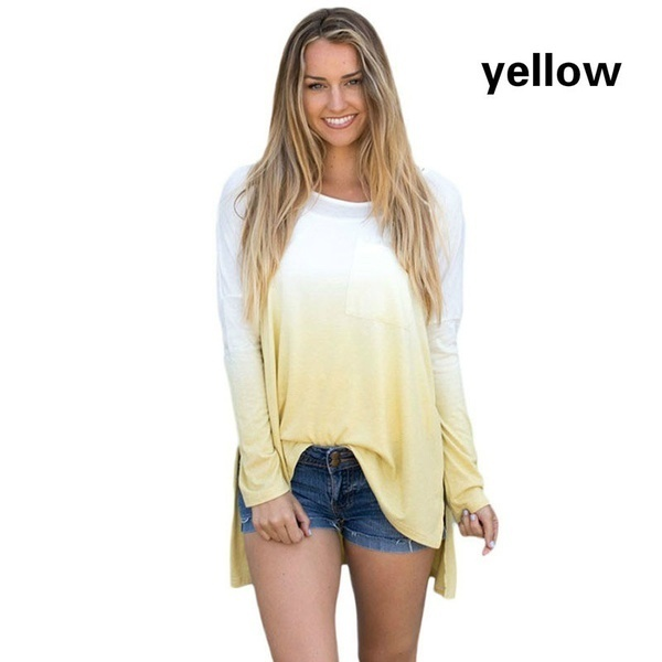 S〜5XLプラスサイズレディースファッションコットンシャツOネックロングスリーブルーズトップスカジュアルTシャツ