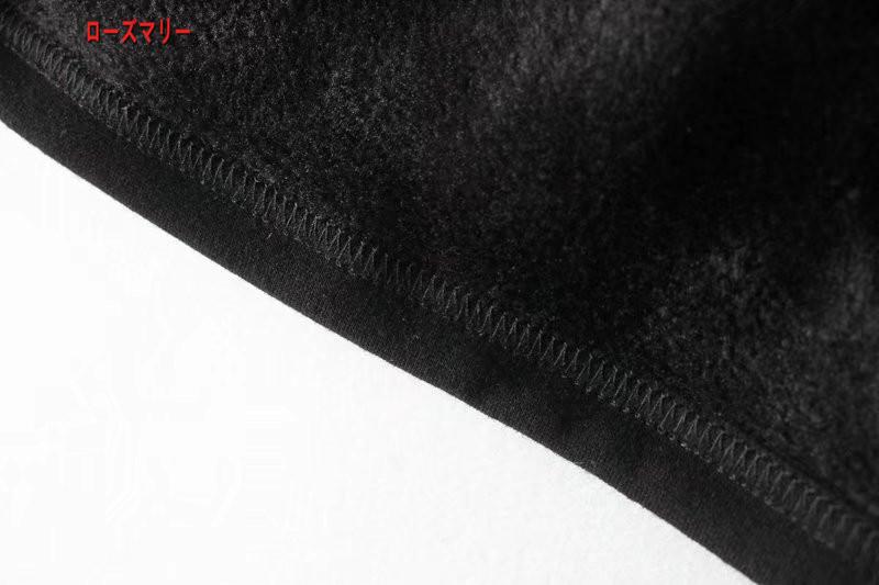 【ローズマリー】欧米の女装2017秋冬のスイートフリルフードBF風加絨はスカートのワンピース  スウェット 長袖ワンピース  ベーシック 大人気-QQ5070