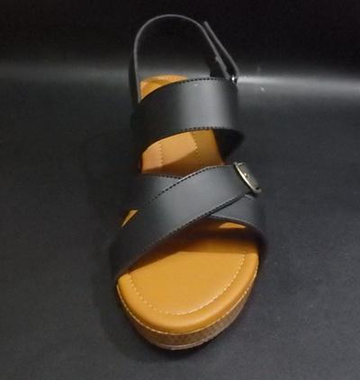 Anneliese sandal wedges wanita grandine
