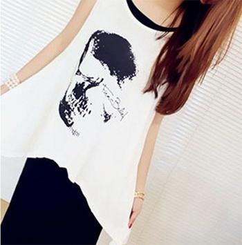 ファッションレディースルーズプルオーバーTシャツ半袖コットントップスシャツブラウス