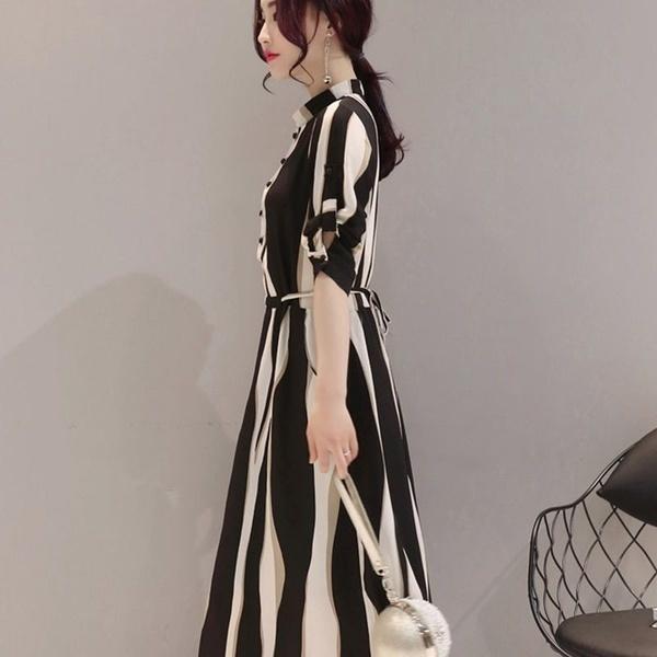ブランドの新しいワークドレスブラックコーヒーロングスリーブスリムセクシーボディコンクラブドレスVestidos Femininas Casu