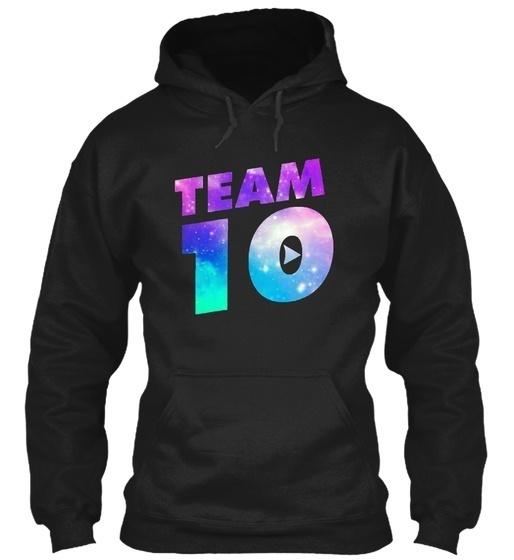 ギャラクシーチーム10  -  Jake Paul Gildanパーカースウェットシャツ