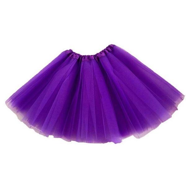 大人の女の子の女の子ツツーのバレエスカートのチュールのコスチューム妖精の党の鶏WIN