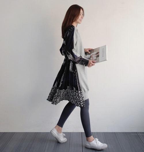 2017♪NEW【海外買付】エレガント お洒落 ワンピ