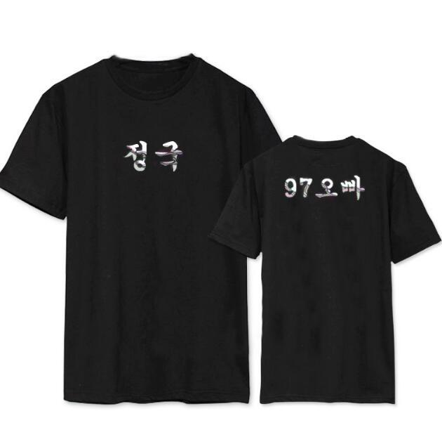 【新品出荷!】BTS 着用 防弾少年団 服 Tシャツ 韓国ファッション 銀色 BTS防弾少年団 TEAM T-shirts メンズ レデイース Tシャツ/ 花様年華 young forever半袖