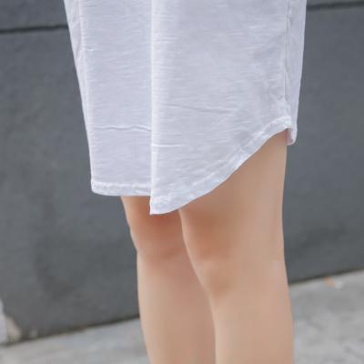 Tシャツ/ ワンピース/ロングT/数字52プリントTシャツ パーカー 友達 ペア ミッキーマウス ミッキー/ ディズニー パーカー 水着/旅行/夏休み 半袖Tシャツ/部屋着/カジュアル/ドレス