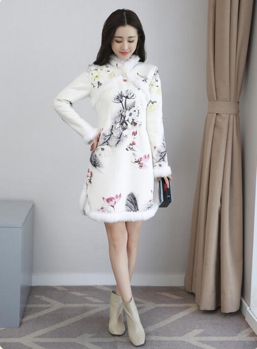 [55555SHOP]韓国ファッション 冬シーズン /ワンピース//ニットセーター