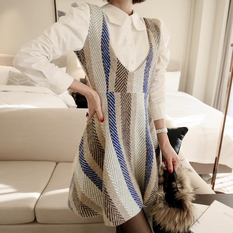 ♥大ヒット商品超特価♥韓国ファッション女性服1位『VIVARUBY』♡南方レイワンピース♡最高級品質! 送料無料 P0000SPC