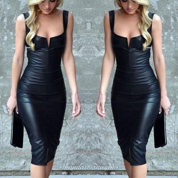 セクシーなファッション女性の包帯Bodyconノースリーブクラブイブニングパーティーショートミニドレス