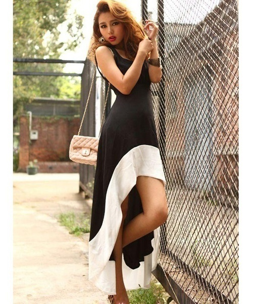 Gamiss Womenファッションシックカジュアルジーンズレースステッチパンツ