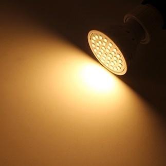 AC220V 110V 4W GU10 LEDスポットライトバルブE27 E14 MR16 2835 SMDランプ