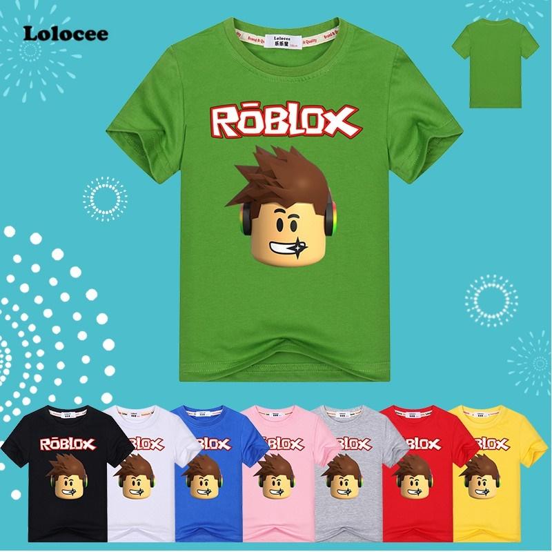 Vn Shirt Roblox Qoo10 T Shirt 2020 Summer Boy Short Sleeved T Shirt Kids Fashion