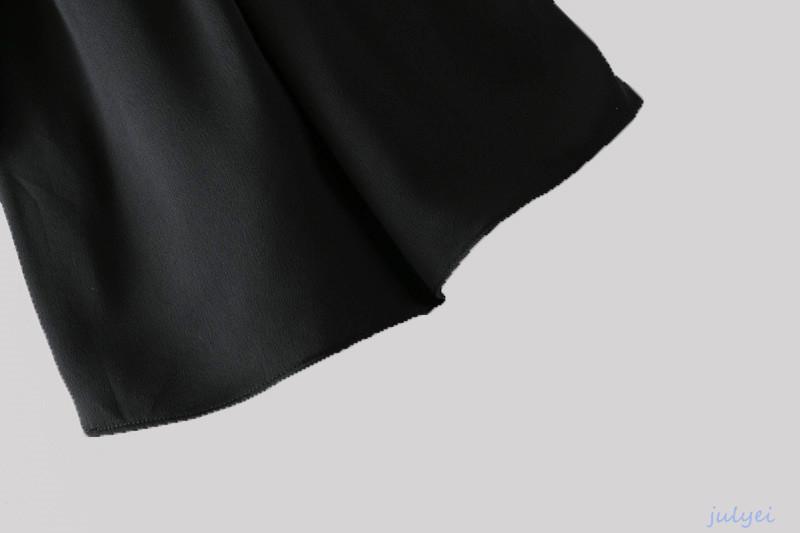 バックVネックニットワンピ♪   レディース ワンピース  ファスナー ミニワンピース 長袖ワンピース チュニックワンピース ニット  黒  Vネック