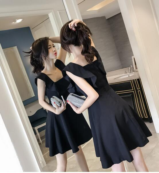 [55555SHOP] 女子力UP♥高品質の可愛いワンピース特集♥最新のデザイン 女性の夏服 新しいデザイン 韓国 レディース ワンピース 新作  ミドル 着痩せ パーティー OL ドレス