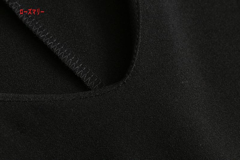 【ローズマリー】欧米風2018春季新型女装レースの切り替え長袖フリルワンピース フィットスタイル ヴィンテージ調 美しいデザインで品のある女性を演出!-R304