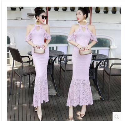 ワンピース2017年、韓国ファッションヒット底が修身セクシードレスの集まりdress