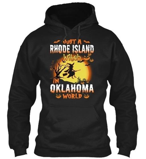 オクラホマ・ワールド・ジルダン・パーカー・スウェット・イン・ザ・ロード・アイランド・ウィッチ