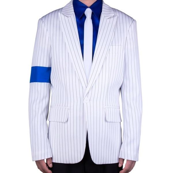 MJマイケルジャクソンスムーズ刑事訴訟マイケルジャクソンスーツジャケットコートコスプレ衣装