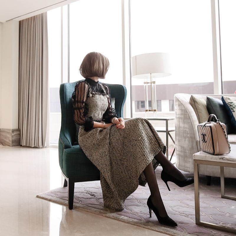 ♥大ヒット商品超特価♥韓国ファッション女性服1位『VIVARUBY』♡手術後レアワンピース♡最高級品質! 送料無料 P0000SQJ