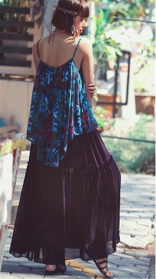 レディースワンピース 通勤/旅行 セクシー ボヘミア風 着痩せ  上品 ファッション 大人気 春夏秋 レディースワンピース
