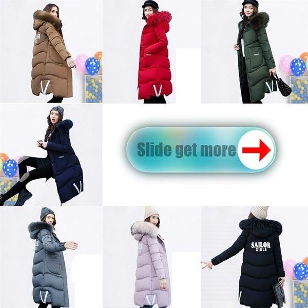 新しい女性の冬の綿の服のファッションカジュアルダウン羽毛