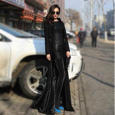 新しいファッション女性セクシーなVネック包帯スリムプルオーバーロングスリーブソリッドTシャツブラウス