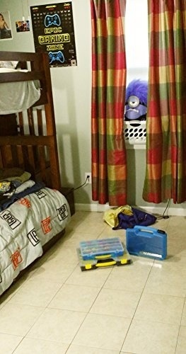 より良い玩具収納オーガナイザー -  Daniel Tigersとの互換性おもちゃ - 耐久C