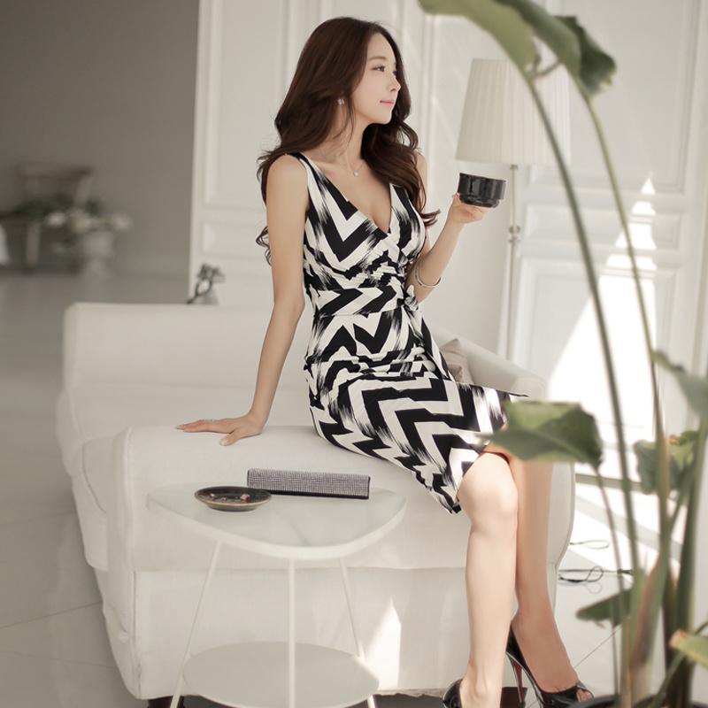 レディース ワンピース 新作 シフォン Sexy パーティー ファッション OL ドレス