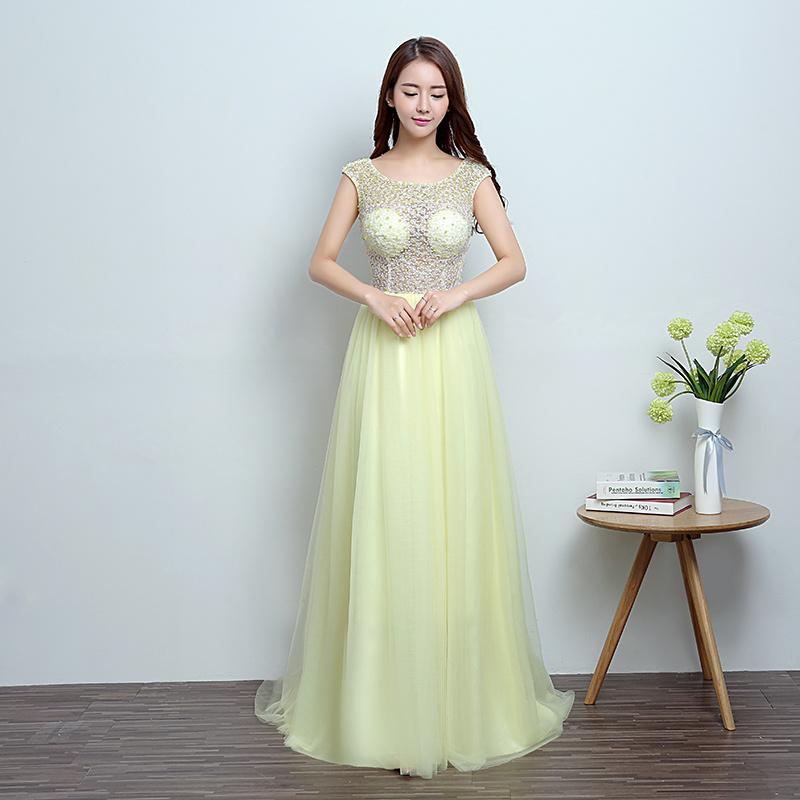 イブニングドレス緑の機会ドレスパープルウエディングドレスグレーパーティーロングドレス花嫁介添人ドレス