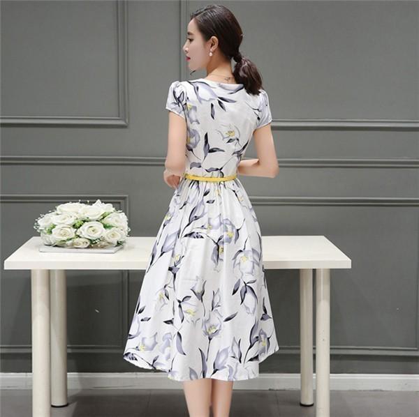 レディースワンピース 韓国無地 スリム 韓国のファッション  ロングスカート ノースリーブワンピース  プリントワンピース  ハイセンス 着心地いい おしゃれ 夏 スリム セール★ レディースワンピー
