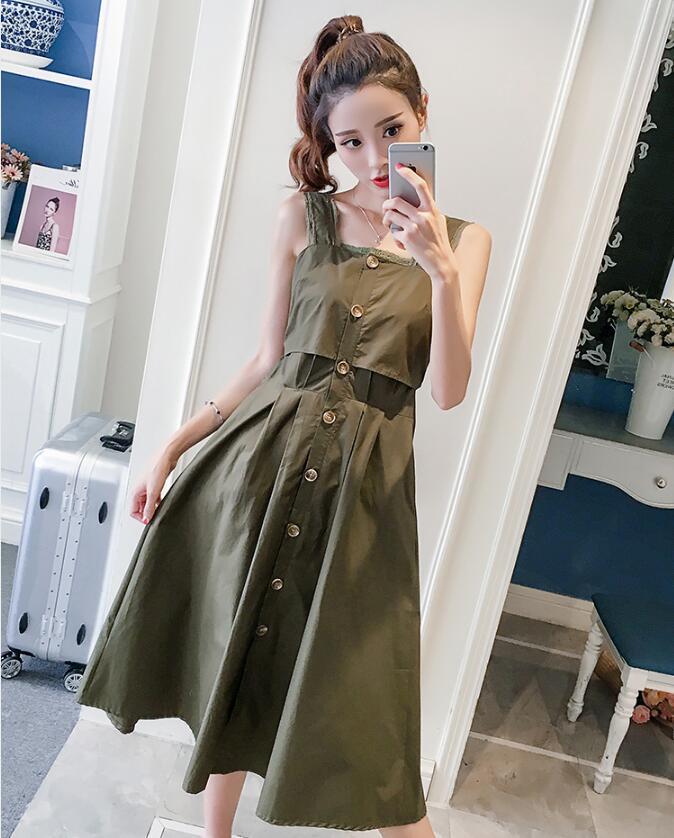 韓国ファッション レディース セクシー ワンピース 新作  ロング 通勤 着痩せ パーティー OL ドレス