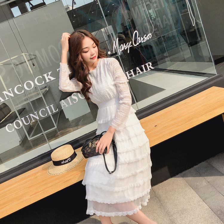 新型ワンピース 韓国ファッション ♥上品ラシャワンピース
