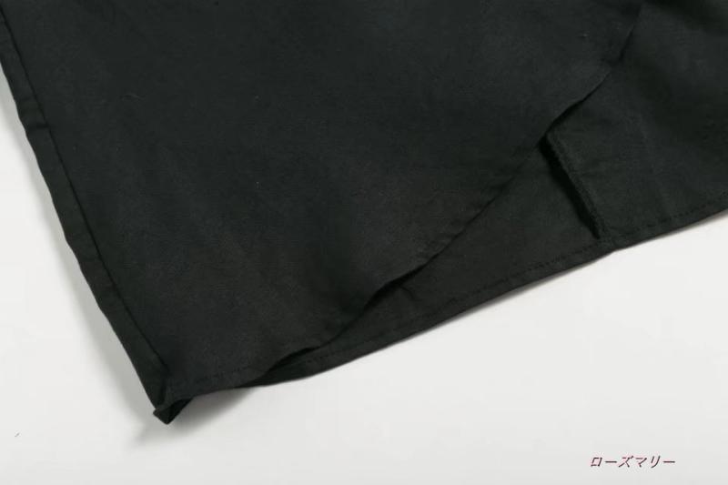 【ローズマリー】2017秋女装ワンピース積層袖の七分袖交差v領無地腰着やせ·ベンツの短いスカート ワンピース フィットスタイル  ベーシック 大人気-QQ2938