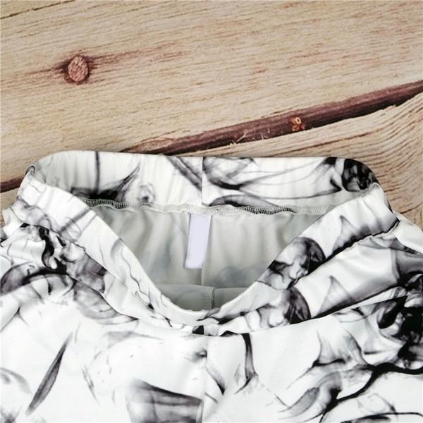 女性ファッションバックレスレース半袖刺繍民族パターンプリントラウンドネックルーズトップスB