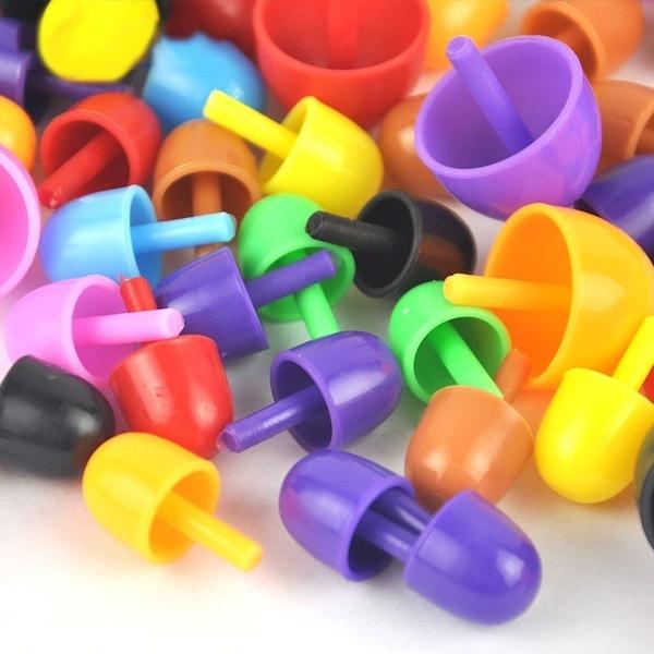 子供たちの子供の初期の教育おもちゃクリエイティブペグボード296ペグ