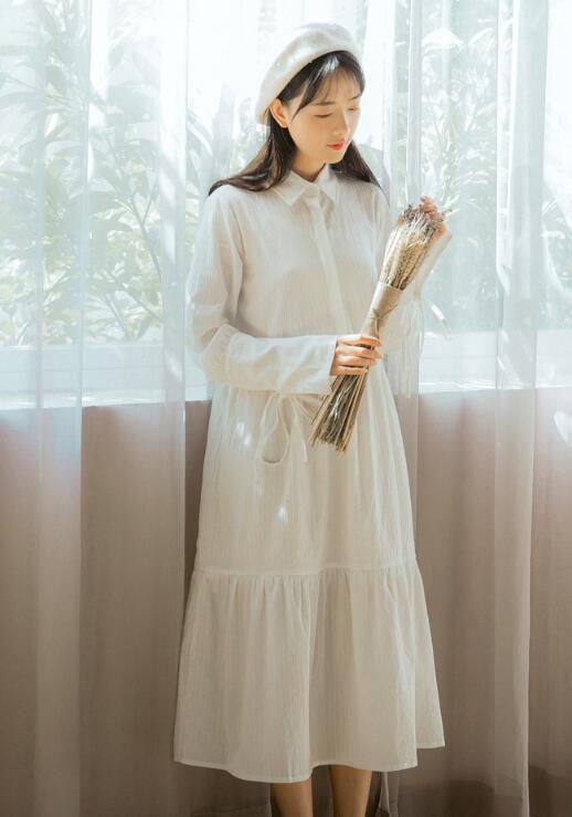 [55555SHOP]★韓国ファッション★女性ファッション★ソルレムドゥグンワンピース★ドレス★レース★シースルー・★デートファッション★