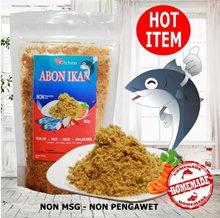 [HOT ITEM] ] Abon Ikan Cakalang ★ 100% Natural ★ Fresh ★ Healthy ★ Tasty ★ Nutritious ★ Non MSG