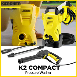KÄRCHER K2 Compact Pressure Washer - made in Germany  (1.673-500.0)